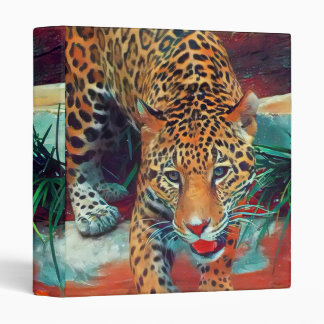 Jaguar in Motion 6234 3 Ring Binders