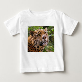 Jaguar Inquisitive Baby T-Shirt