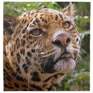 Jaguar Inquisitive Napkin