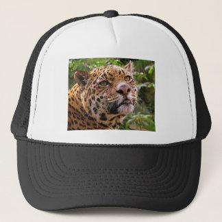 Jaguar Inquisitive Trucker Hat