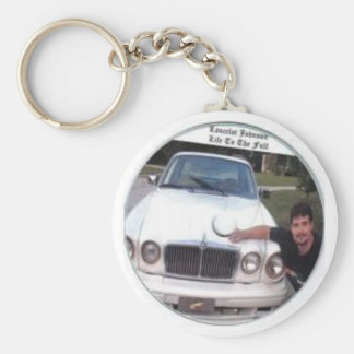 Jaguar key chain