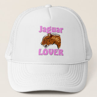 Jaguar Lover Trucker Hat
