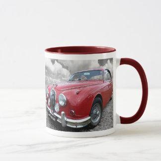Jaguar Mark 2 Mug