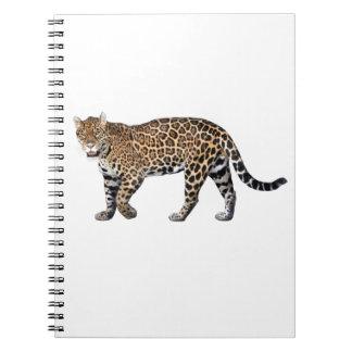 Jaguar Note Book
