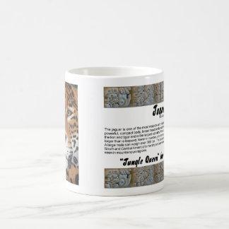 Jaguar Painting Coffee Mug