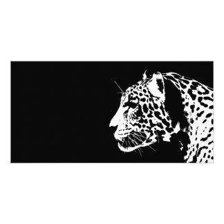 Jaguar Photo Card Template