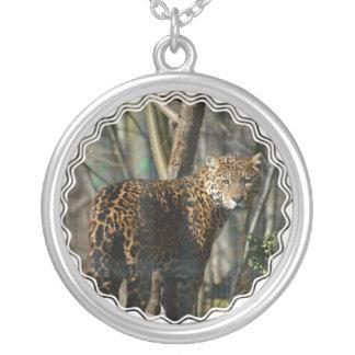Jaguar Photo Necklace