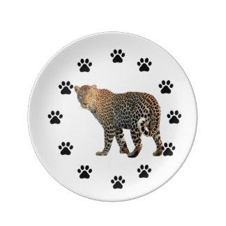Jaguar Plate
