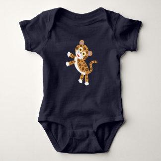 Jaguar - Rainforest Baby Baby Bodysuit