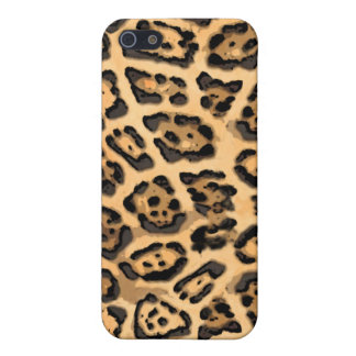 Jaguar Skin iPhone5  Hard Shell Case Cover For iPhone 5/5S
