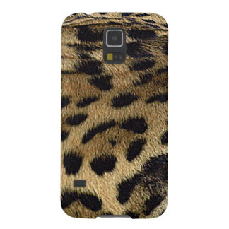 Jaguar Spots Jaguar Fur Wild Cat Animal-Lover Cases For Galaxy S5