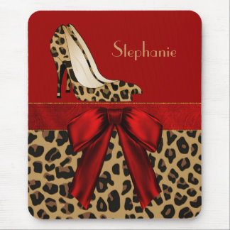 Jaguar Stilettos Custom Mouse Pad
