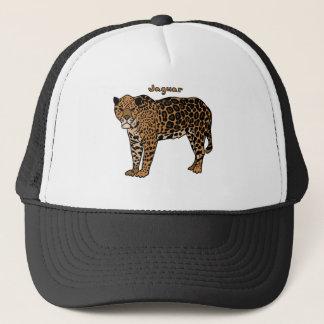 Jaguar Trucker Hat