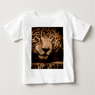jaguar water stalking eyes baby T-Shirt
