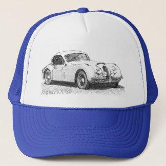 Jaguar XK120 Trucker Hat