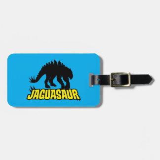 Jaguasaur Luggage Tag
