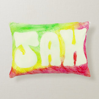 JAH bless pillow