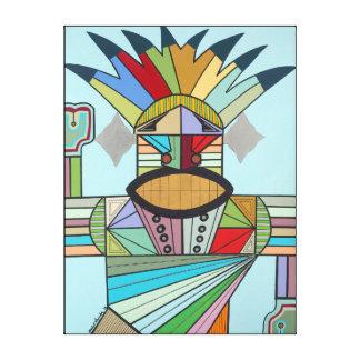 JAH Conqueror Canvas Print