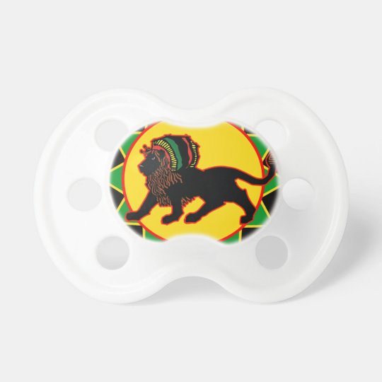 Jah King Pacifier