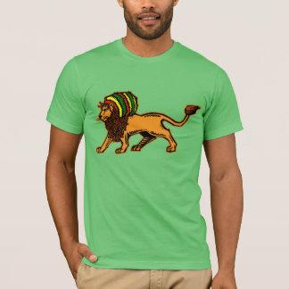Jah King Rasta Lion T-Shirt