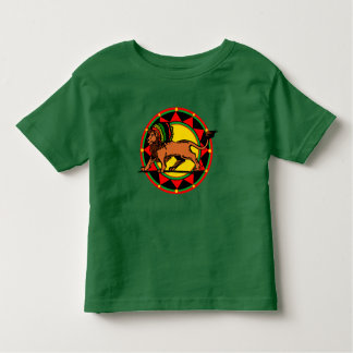 Jah King Toddler T-shirt