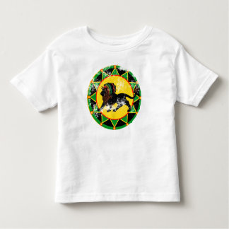 Jah King Vintage Toddler T-shirt
