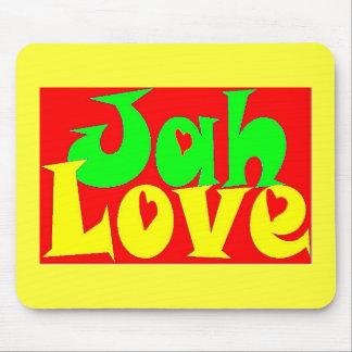 Jah Love Mouse Pad