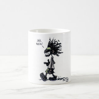 Jah Rasta breakfast Coffee Mug