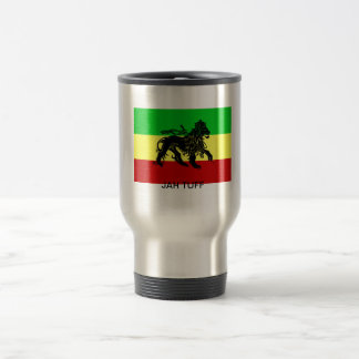 JAH TUFF travel coffee mug