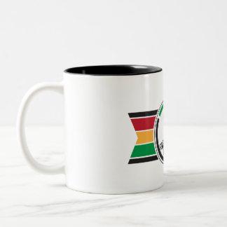 Jah Two-Tone Coffee Mug