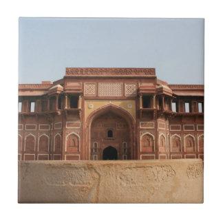 Jahangiri Mahal Red Fort Agra India Tile