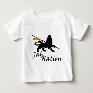 JahNationShirt Baby T-Shirt