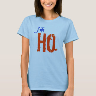 jai ho t shirt womens