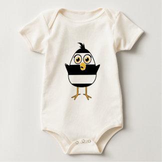 Jail Bird Baby Bodysuit