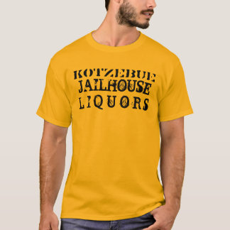 JAIL HOUSEL I Q U O R S T-Shirt
