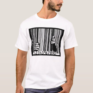 Jailed by the Barcode T-Shirt