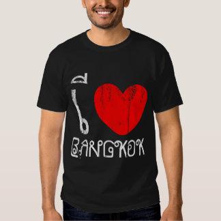 J'aime Bangkok ou coeur Bangkok d'I Tee-shirts