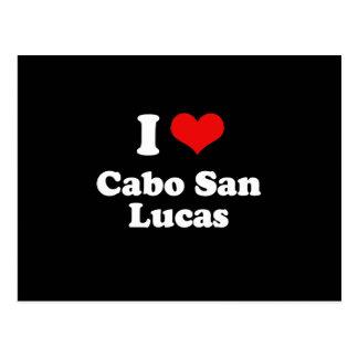 J'AIME CABO SAN LUCAS CARTE POSTALE