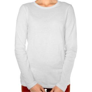 J'aime des femmes de T-shirt du Canada plus la che