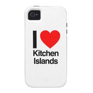j'aime des îles de cuisine étui vibe iPhone 4