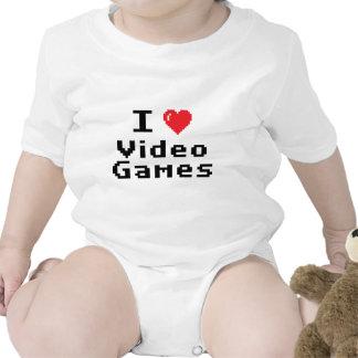 J'aime des jeux vidéo barboteuses