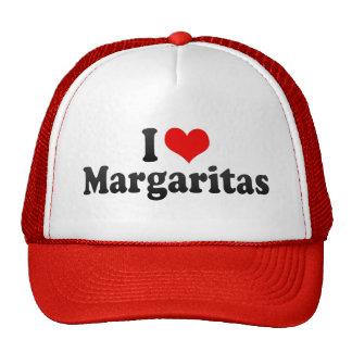 J'aime des margaritas casquette