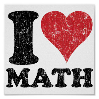 J'aime des maths