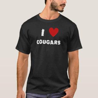 J'aime des pumas t-shirt