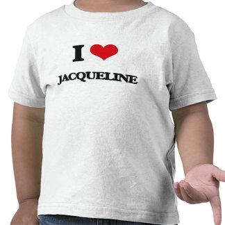 J'aime Jacqueline T-shirts