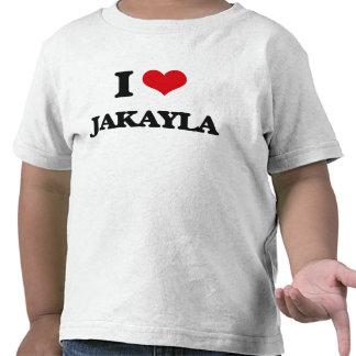 J'aime Jakayla T-shirt