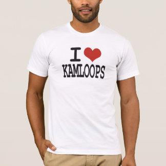 J'aime Kamloops T-shirt