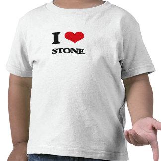 J'aime la pierre t-shirts