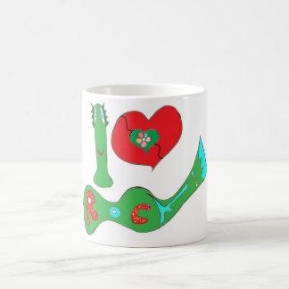 J'aime la roche mugs