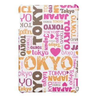j'aime le coque ipad japonais de typographie de To